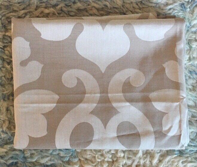 Williams Sonoma Home Italian Damask Jacquard Pillow Sham Bedding Standard  89