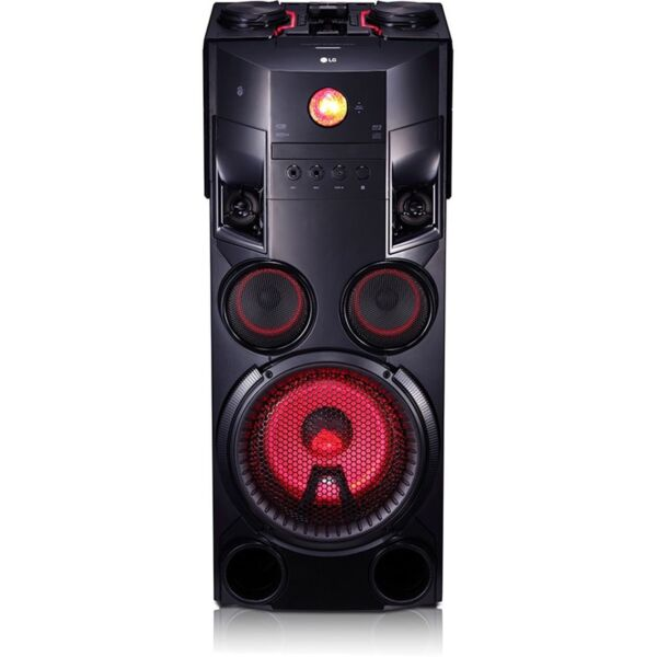 LG OM7560 1000W Entertainment with Karaoke System for sale ...