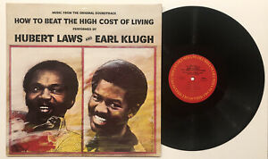 Hubert Laws & Earl Klugh - How To Beat The High Cost Of Living Vinyl LP