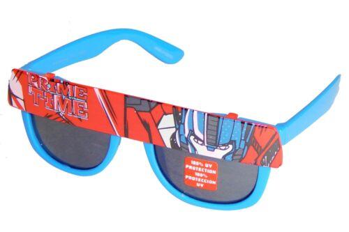 TRANSFORMERS OPTIMUS 100/% UV Shatter Resistant Sunglasses w// Flip-Up Visor  $12