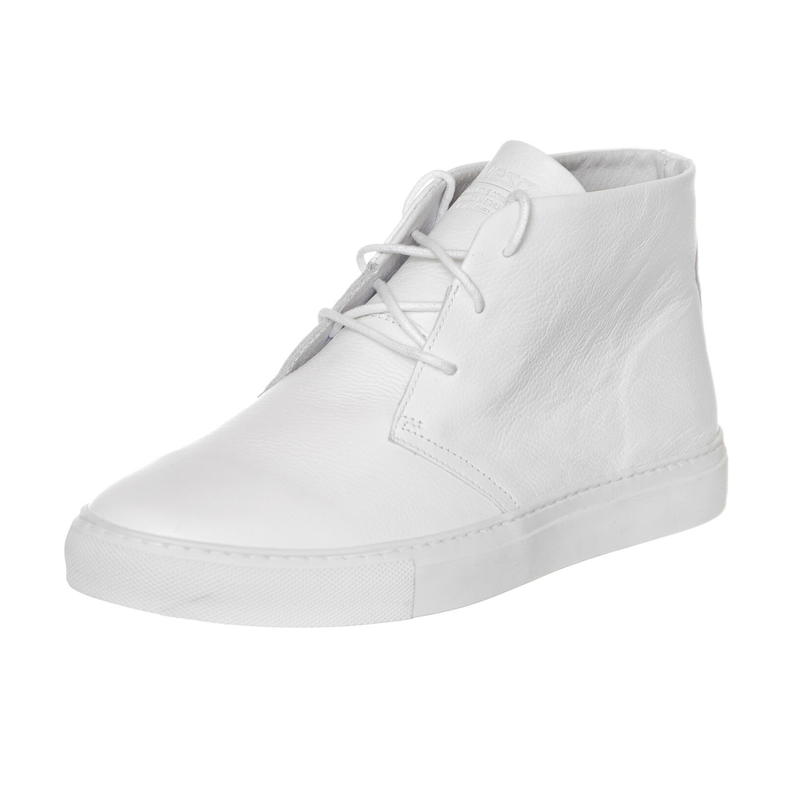 Wesc Sneakers Casual Chukka Mid Top White Bianco