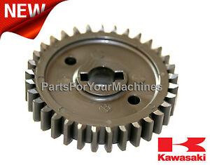 genuine kawasaki, gear-spur, oil pump, for fd620d, engine, john