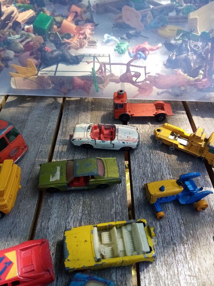 Biler, Matchbox leyland og andet