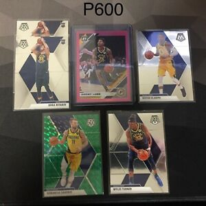 Indiana-Pacers-PANINI-MOSAIC-amp-OPTIC-lot