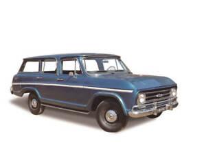 Chevrolet-collection-1-43-Diecast-Chevrolet-Veraneio-S-Luxe-1971-CHE004
