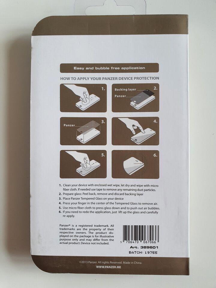 Skærmbeskyttelse, t. iPhone, 7/6S