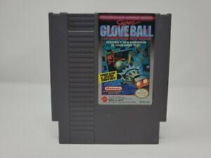 Super Glove Ball (Nintendo Entertainment System, 1990) NES - HQ - authentic