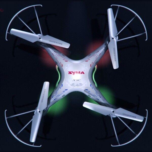 Syma X5C Explorers 2.4G 4CH RC Quadcopter Mode 2 With Camera