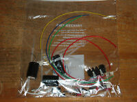 "Alnicomagnet ""Fender"" Mod Kit Epiphone Valve Junior V.2 and Head"