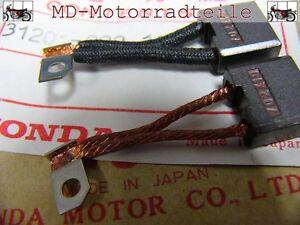 Honda CB 750 four k0-k6 k7 brosse à charbon set démarreur Brush-set 31201-292-158