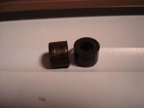 TYCO 10 SET BLACK REAR SILICON WHEELS SET 440x2  UNUSED FREESHIP!
