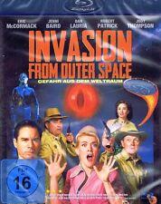 BLU-RAY - Invasion From Outer Space - Gefahr aus dem Weltraum - Jenni Baird