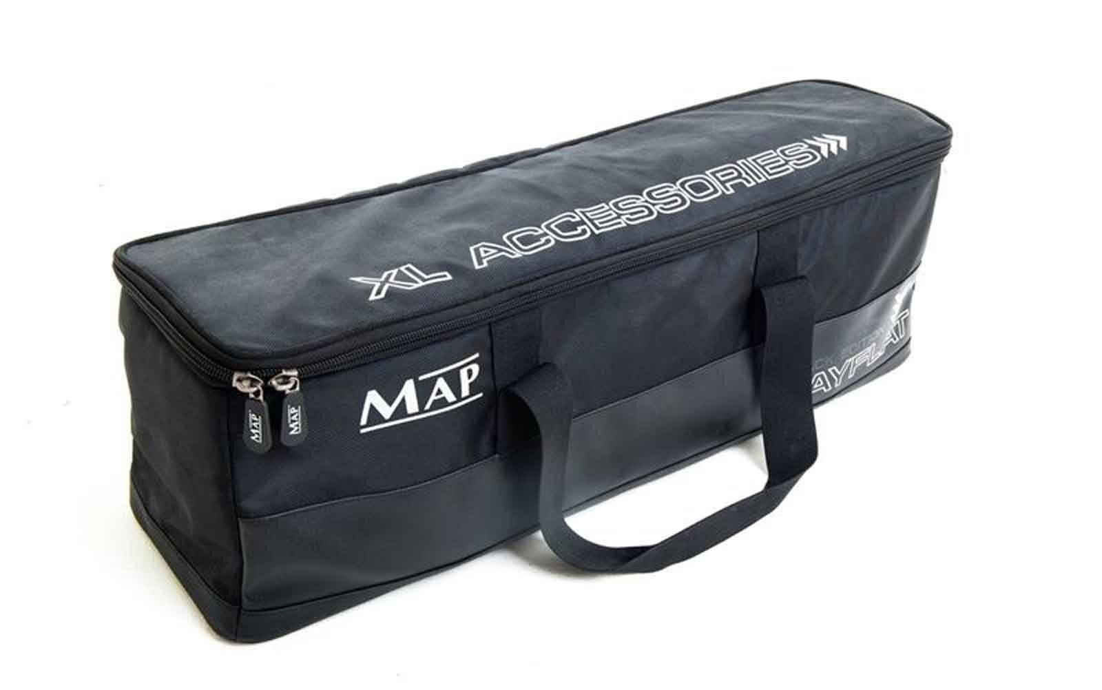 Map Parabolix Layflat Carryall Black Edition *NEW*  Coarse Match Fishin *H0922*
