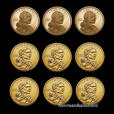 2018 S Native American Sacagawea Mint Proof ~ US Coin from Proof Set