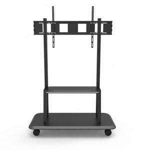 """Support floor with Shelf TV VESA Max 1000x600 65"""" -120"""""""