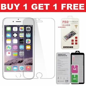 For Apple iPhone 7 Tempered Glass Screen Protector - BRAND NEW!! 6123831328151
