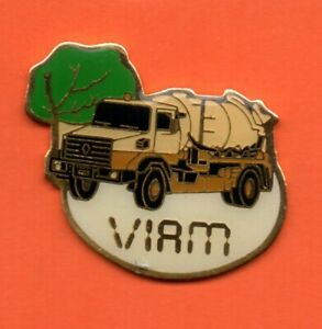 Pin-039-s-Pins-lapel-pin-CAMION-CITERNE-TRUCK-TRANSPORT-RENAULT-VIAM-Signe-AC-CO