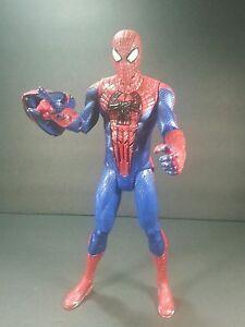 Amazing-Spider-Man-10-034-Action-Figure-HASBRO-2012-lights-amp-sounds