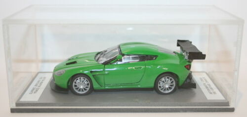 143 Scale Kit Built Resin Model Aston Martin Corsa V12 Vantage Zagato Green