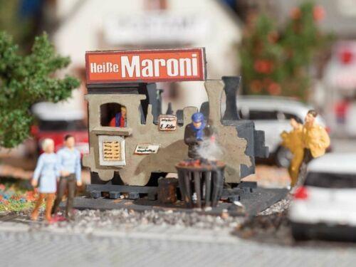 GMK World Mercato di Natale, autunno, inverno 42419 Ollmer ho Maroni stand