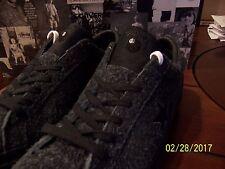 NEW Converse One Star 74 Ox Stussy Caviar Black size 10
