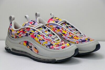 Nike Womens Air Max 97 UL 17 PRM Confetti Grey Running Shoes AO2325 003 Size 8 | eBay