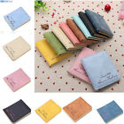 Women Fashion Cute Purse Clutch Wallet Short Small Bag PU Leather Card Holder