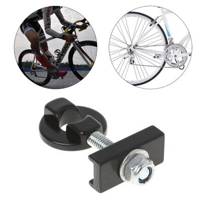 Bicycle Chain Adjuster Tensioner Fastener Aluminum Bolt For BMX Fixie Bike bvf