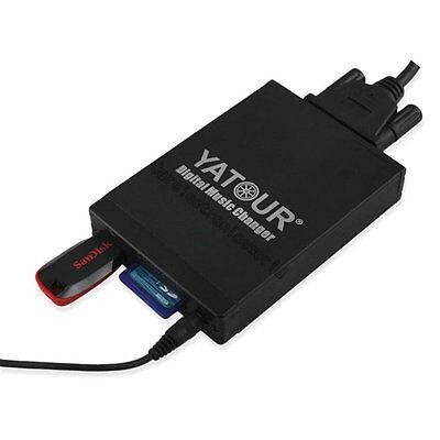 Yatour Car Digital Music Changer USB SD MP3 for SUZUKI OEM radio Swift SX4 Jimny