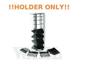 Image Is Loading Wahl Clipper Comb Attachment Holder Only New