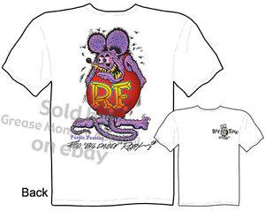 Purple-Passion-Rat-Fink-Tshirt-Ed-Big-Daddy-Roth-Signature-Tee-Sz-M-L-XL-2XL-3XL