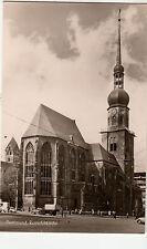BF17283 dortmund reinoldikirche car  germany front/back image