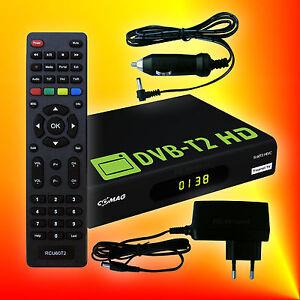 Comag Sl60t2 H265 Hevc Dvb T2 Hd Freenet Tv Receiver 12v 230v