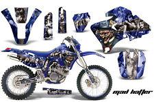 AMR Racing Yamaha WR 250/400/426F # Plate Graphic Kit MX Bike Decal 98-02 MADHTR