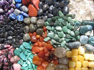 Trommelsteine-EdelSteine-100-1000-g-viele-Steinsorten-Wasser-Heil-Deko-Stein