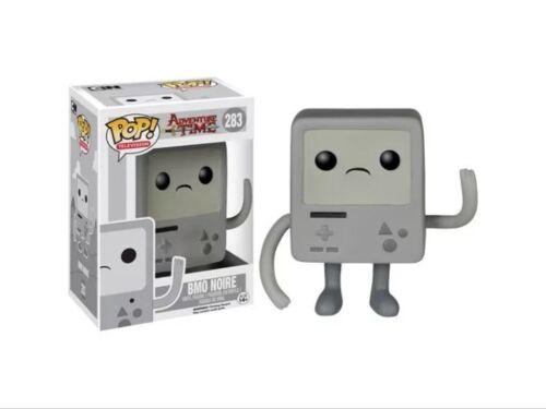 """Scatola Danneggiata esclusivo Adventure Time BMO NOIRE TRISTE 3.75/"""" POP Figura in Vinile FUNKO"""