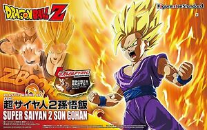 Figure Rise Standard Dragonball Z Super Saiyan Gohan model kit Bandai