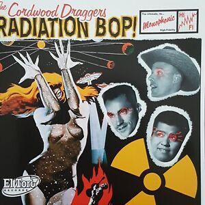 CORDWOOD-DRAGGERS-Radiation-Bop-CD-Rockabilly-NEW