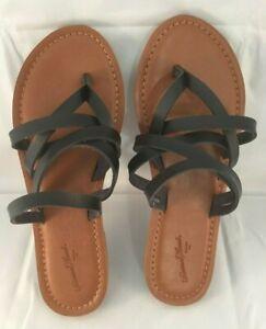 e006c4a70 Women s Maritza Multi Strap Toe Slide Sandals - Universal Thread ...