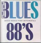 Blues 88's: Boogie Woogie Instrumentals by Various Artists (CD, Apr-1998, Easydisc)