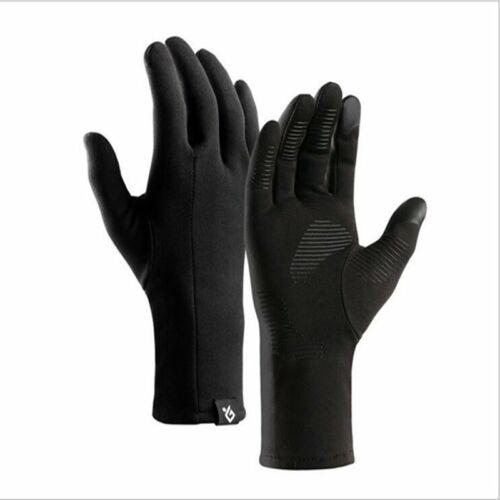 Touch Screen Gloves Winter Warm Waterproof Anti-slip Bike Ski Mittens S~XXL New