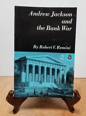 Andrew jackson and the bank war essay the homework place