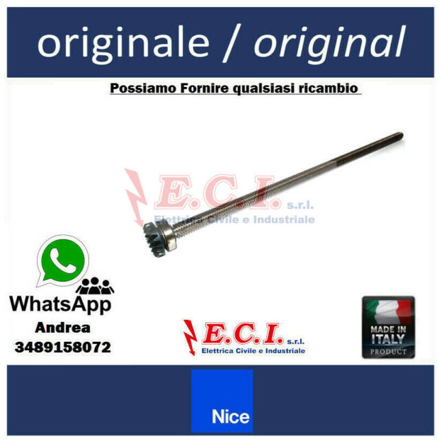 NICE PRMB06R01 GRUPPO FINECORSA TOONA-MOBY ORIGINALE
