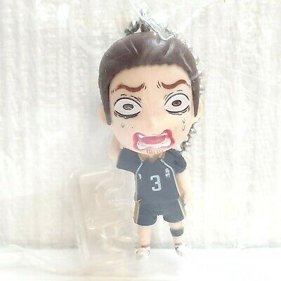 Haikyū deformed mini swing keychain Mascot Figure NEW Takara Tomy Arts HAIKYUU!