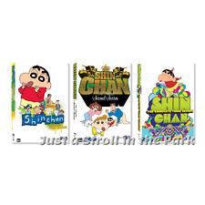 Shin Chan: Complete Japanese Anime TV Series Seasons 1 2 3 Box / DVD Set(s) NEW!