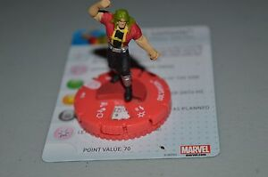 Marvel Heroclix Civil War Doc Samson 012