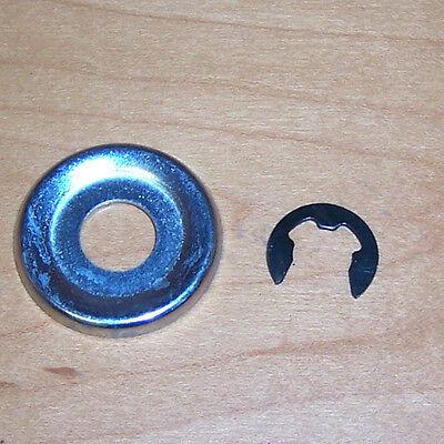 Sicherungsring+Scheibe für Kettenrad  passend Stihl 034av //super motorsäge neu