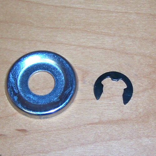 Sicherungsring+Scheibe für Kettenrad passend Stihl 066 MS660 motorsäge neu