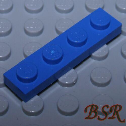 SK125 LEGO Bau- & Konstruktionsspielzeug 20 Stück 3710 blaue 1/3 Steine 1x4 Platten Plättchen blau & unbespielt ! Baukästen & Konstruktion