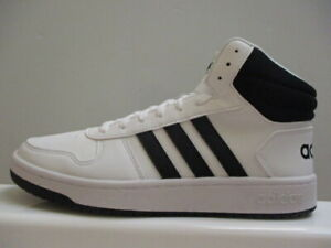 Details about adidas Hoops Mid Leather Mens Trainers UK 7 US 7.5 EUR 40.2/3 REF 5854*